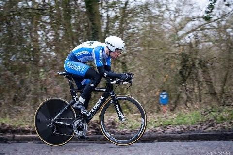 Ash Cox North Road Hard riders TT Feb 2013