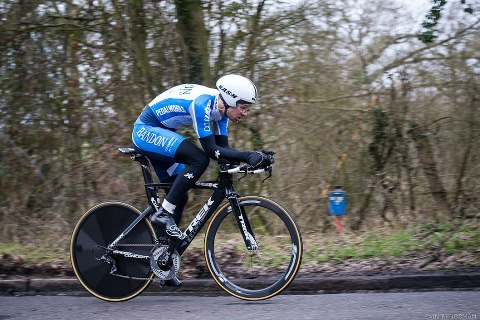 Ash Cox North Road Hard riders TT Feb 2013
